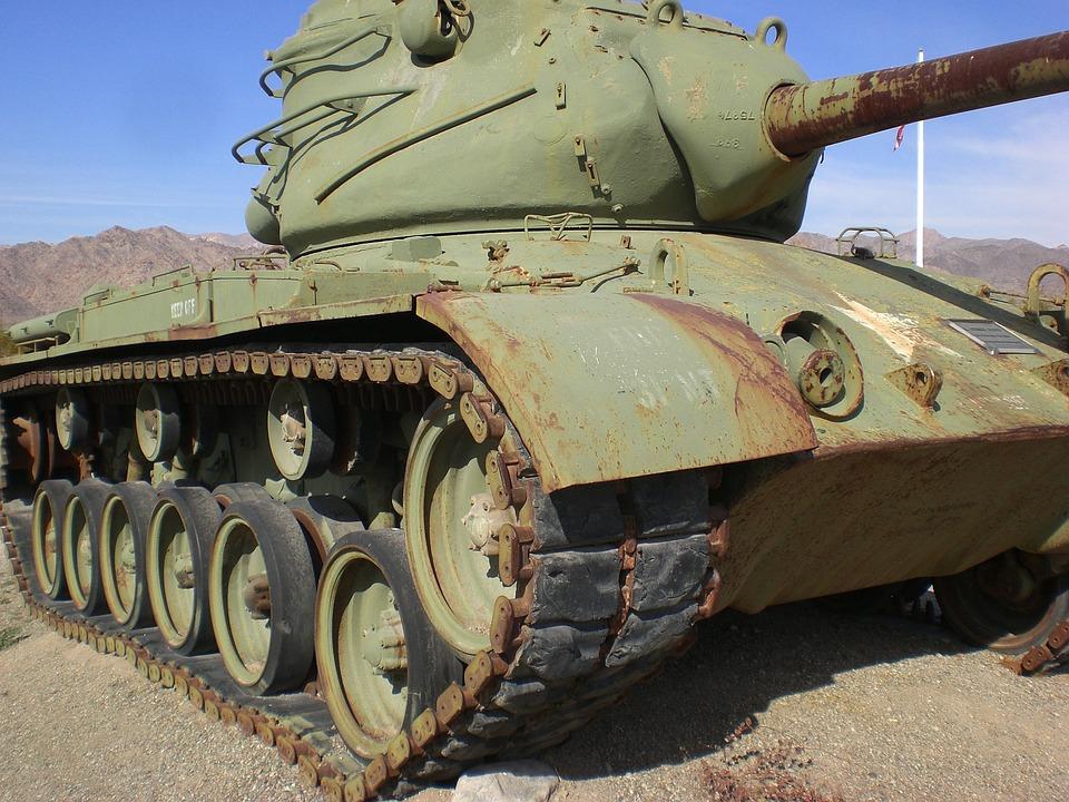 2. Leopard 1 Tank