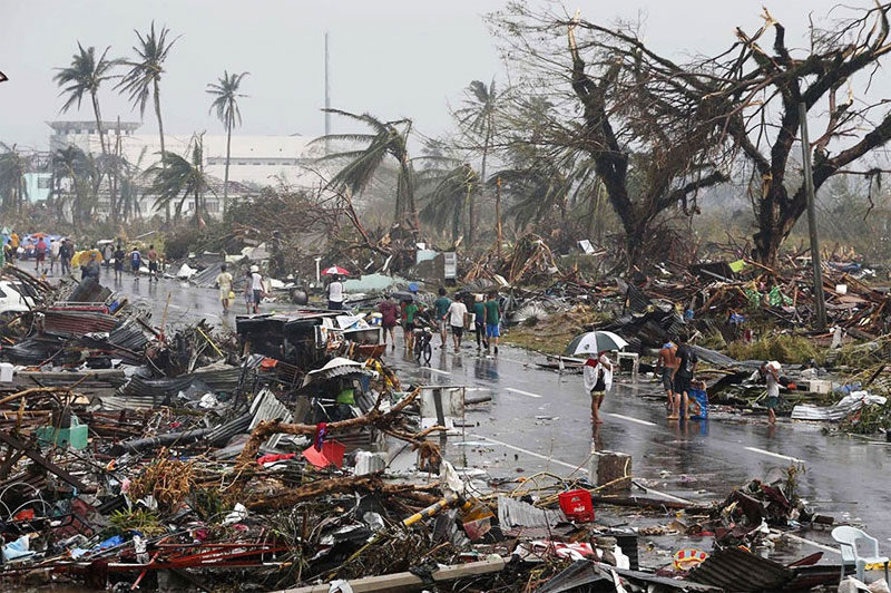 15. Typhoons and Supertyphoons