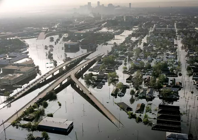 19. Katrina, the Deadliest Hurricane