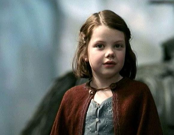 11. Georgie Henley