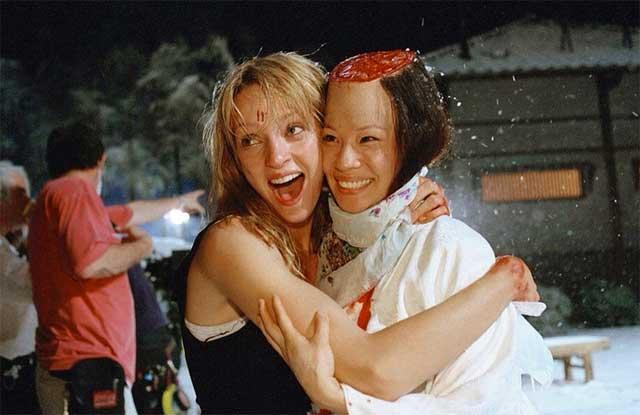 The Bride and O-Ren Ishii