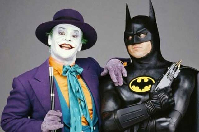 Joker and Batman