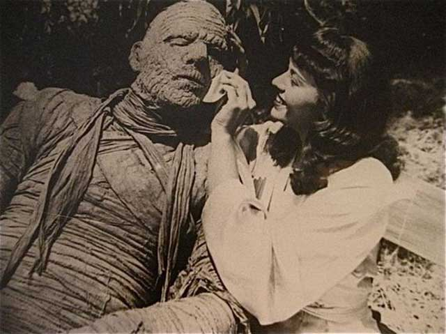 The Mummy and Betty