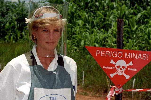 2. Princess Diana of Wales (1961-1997)