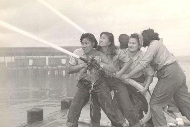 5. Volunteers on Pearl Harbor (1941)