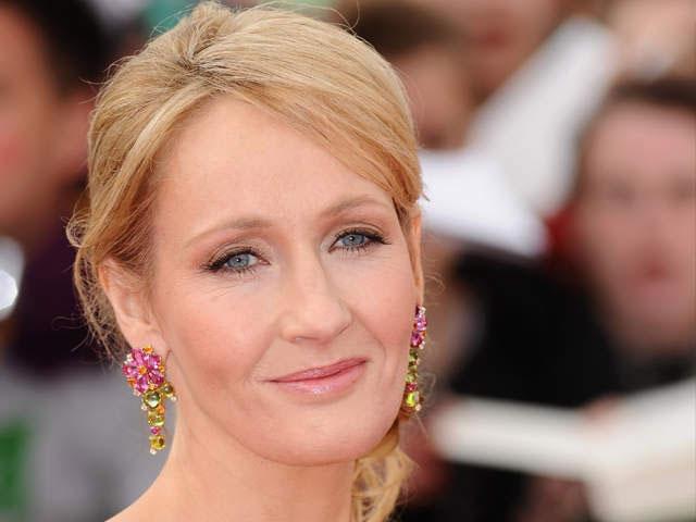 12. J.K. Rowling (1965-)