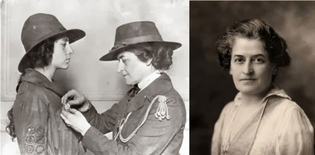 14. Juliette Gordon Low (1860-1927)