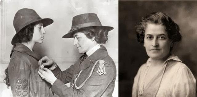 14. Juliette Gordon Low (1860-1927)