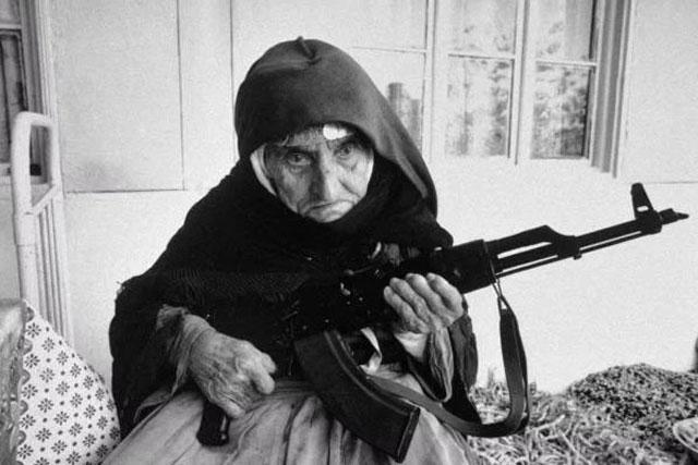17. Armenian woman