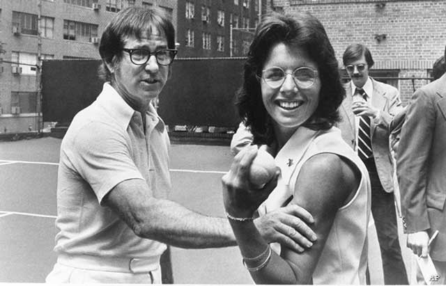 18. Billie Jean King (1943-)