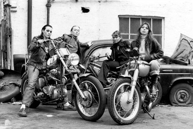 19. Hell's Angels