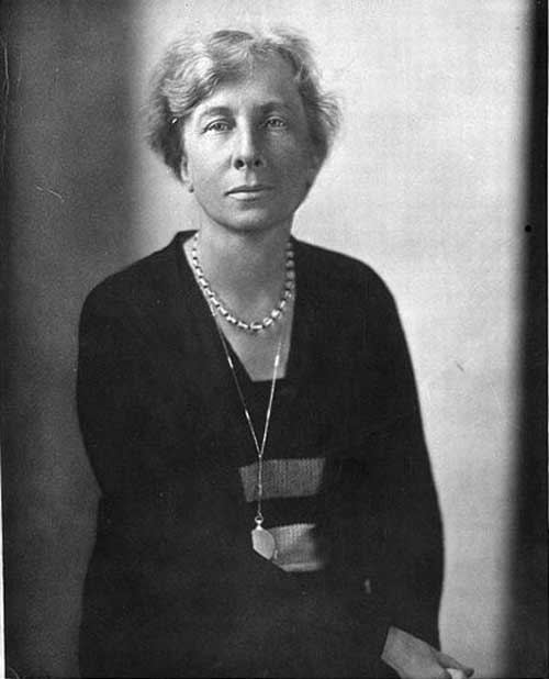 22. Lillian Moller Gilbreth (1878-1972)