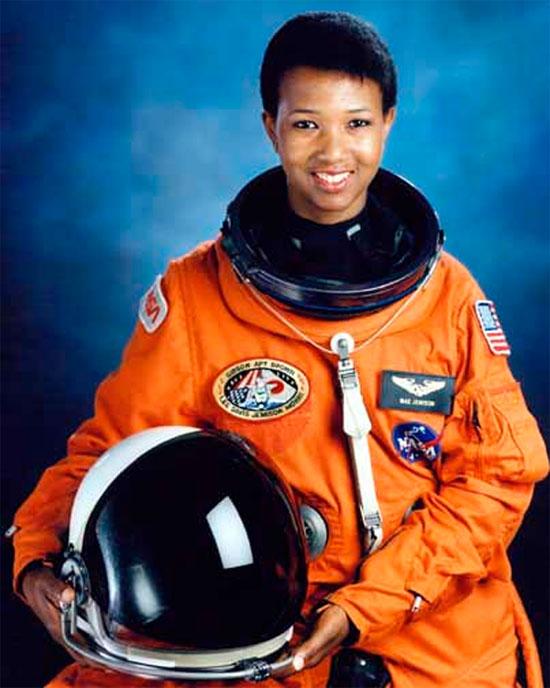 24. Dr. Mae Jemison (1956-)