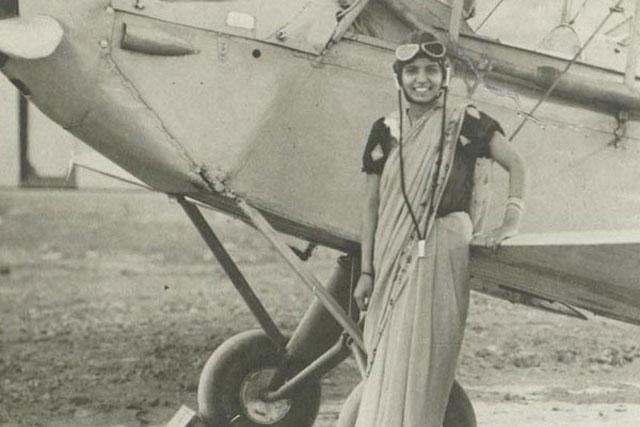 25. Sarla Tharkal (1914-2008)