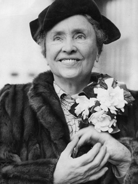 26. Helen Keller (1880-1968)