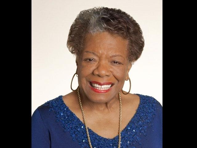 28. Maya Angelou (1928-2014)