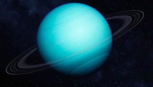 7. Uranus
