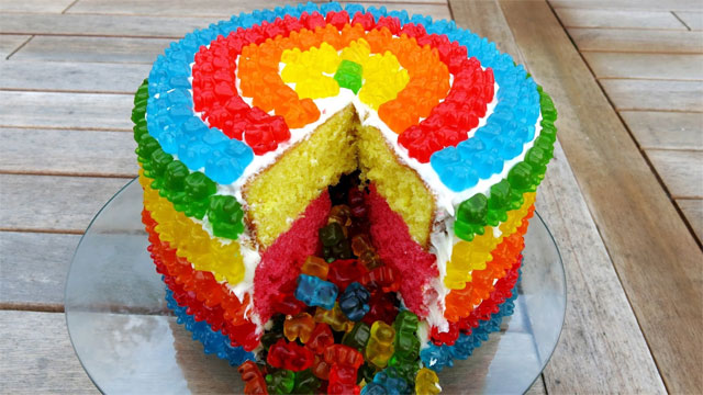 2. Gummy Bears!