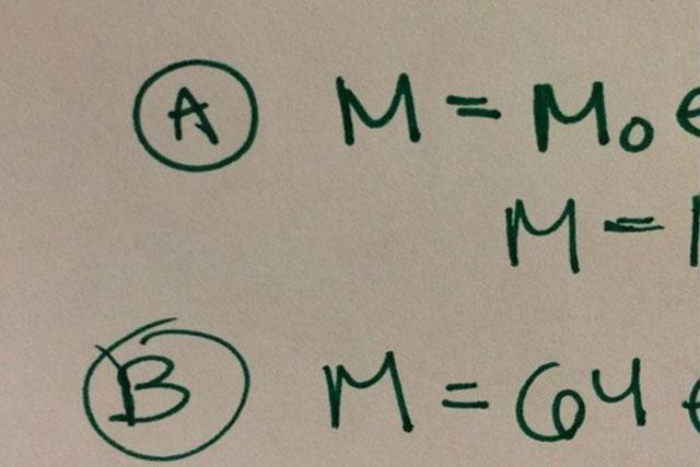 8. Homework Circle