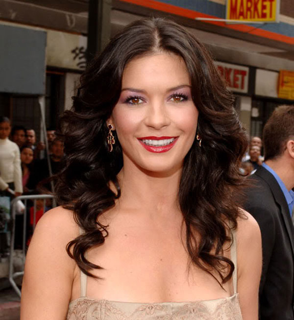 17. Catherine Zeta-Jones