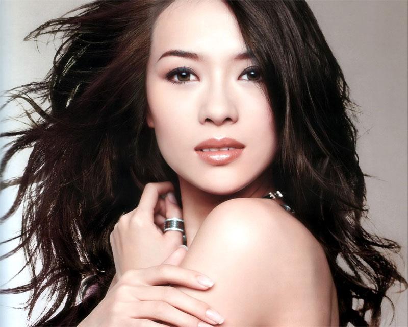 8. Zhang Ziyi