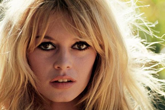 2. Brigitte Bardot