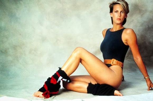 6. Jamie Lee Curtis