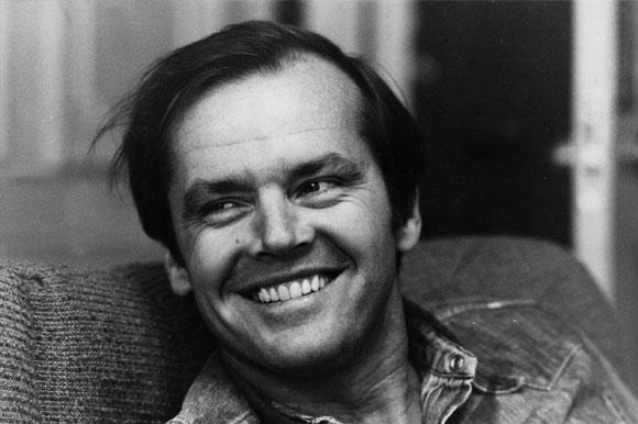 7. Jack Nicholson