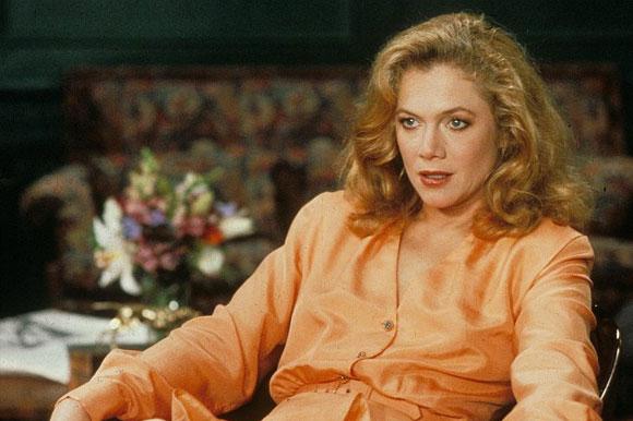 8. Kathleen Turner
