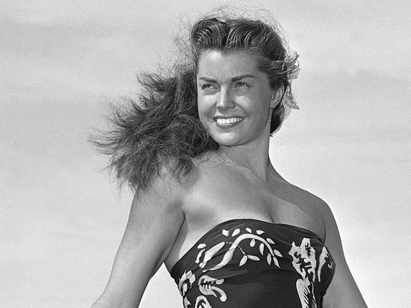 5.Esther Williams