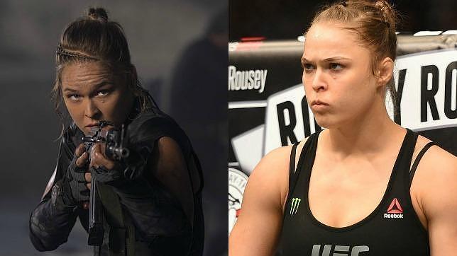 14. Ronda Rousey