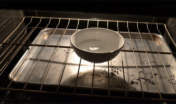 1. The Oven