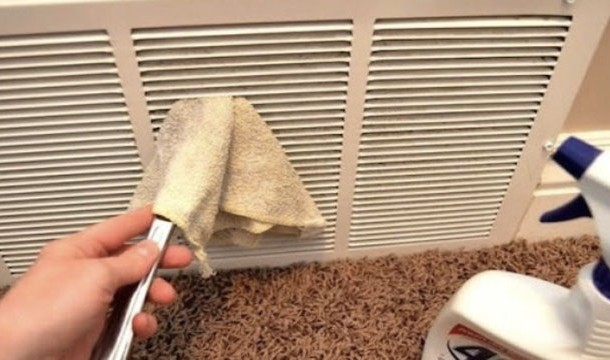23. Cleaning the Air Conditioning Duct