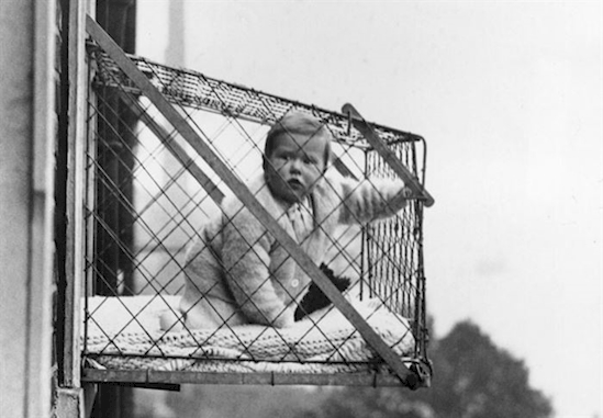 2. Baby Cage