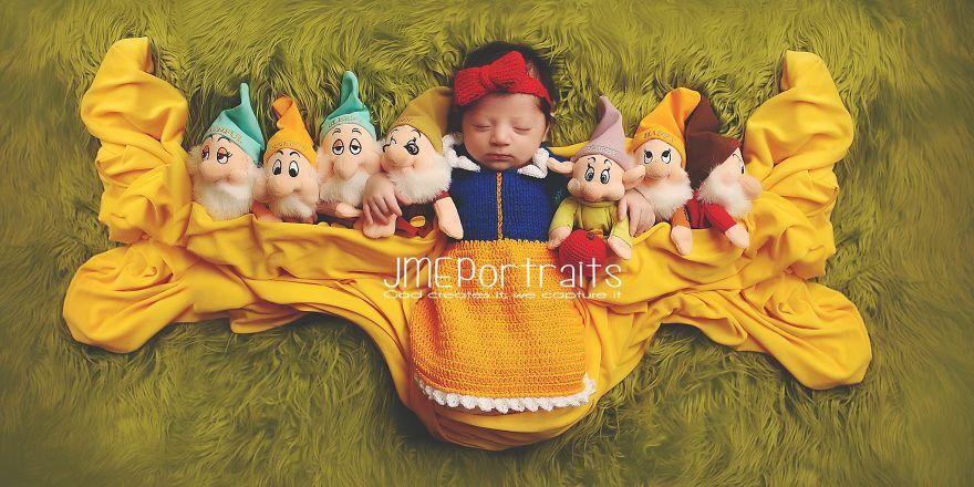 11. Baby Snow White