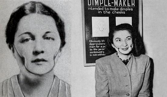 18. Dimple maker