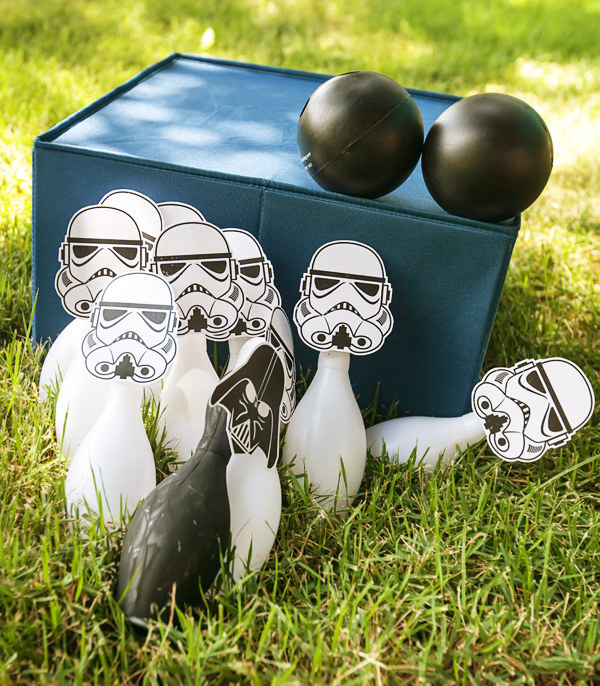 Stormtroopers Bowling