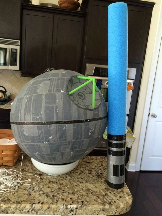 Death Star piñata