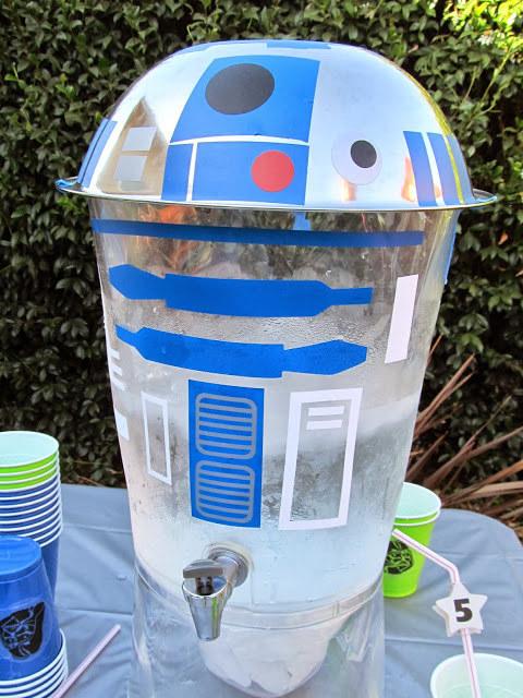 R2-D2 Dispenser