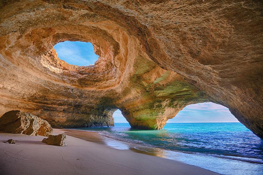 13. Cave In Algarve, Portugal