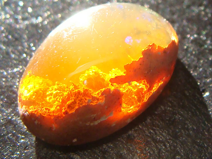 1. Sunset Fire Opal