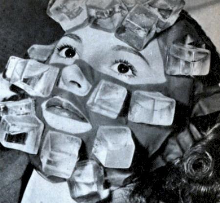 1. Ice mask (?)