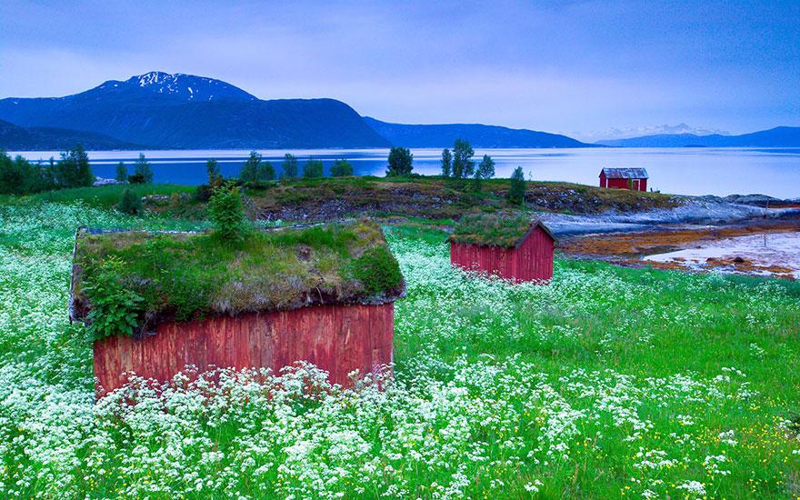 12. Beautiful Village