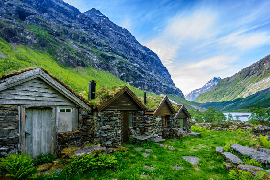 11. Fjord Houses