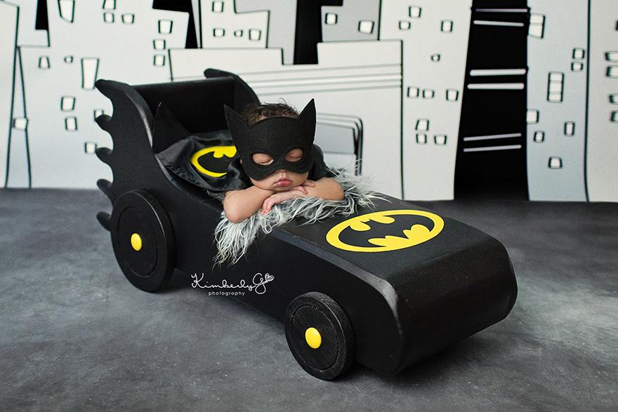 7. Baby Batman