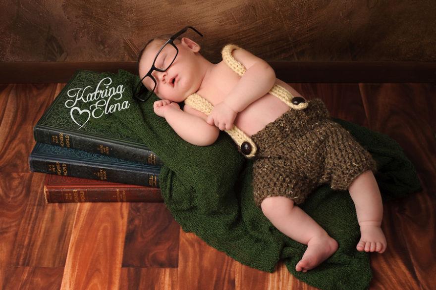 9. Baby Hobbit