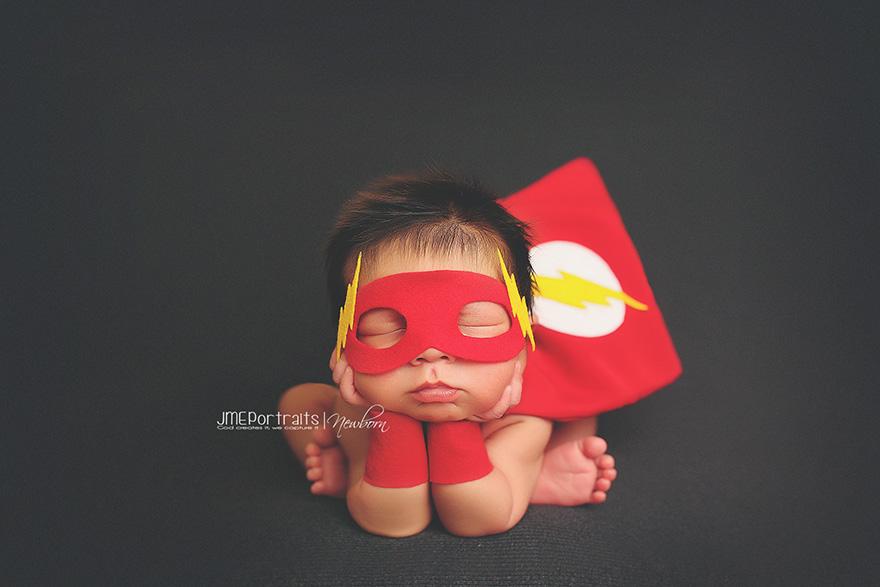 4. Baby Flash