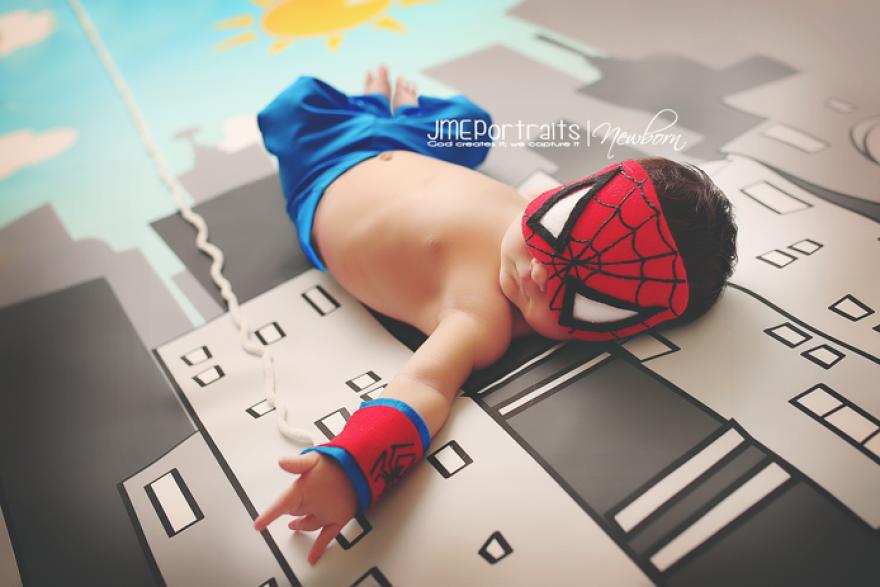 6. Spiderbaby