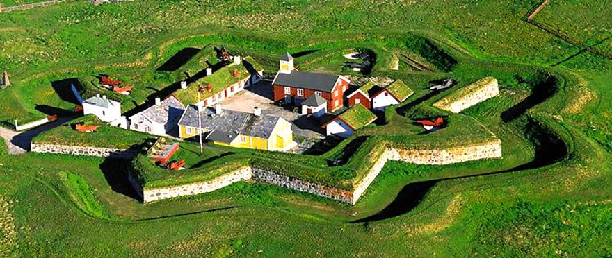 18. Vardøhus Fortress