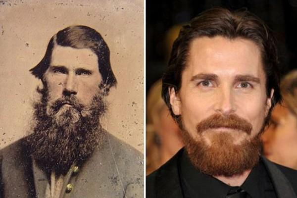 Christian Bale and Rasputin